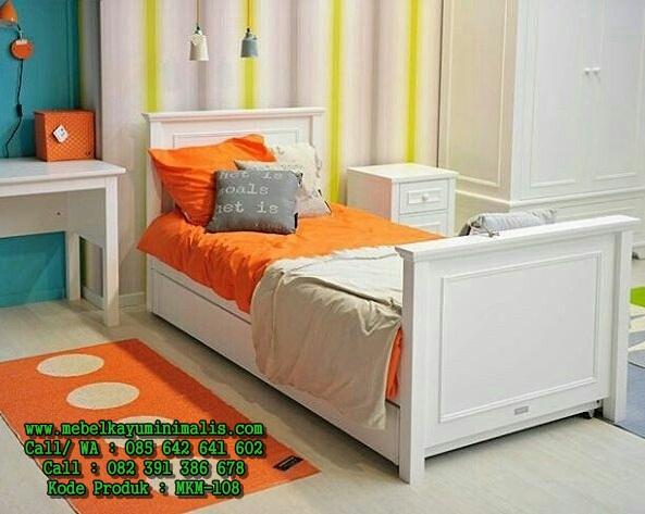 Tempat Tidur Anak Minimalis Duco MKM-108
