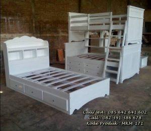 12+ Model Tempat Tidur Anak Minimalis Terbaru