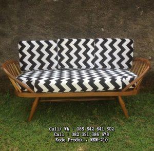 Kursi Bangku Sofa Modern Scandinavian