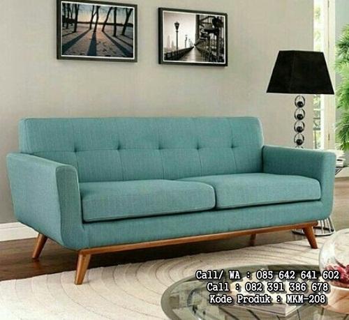 Kursi Sofa Modern Scandinavian Terbaru