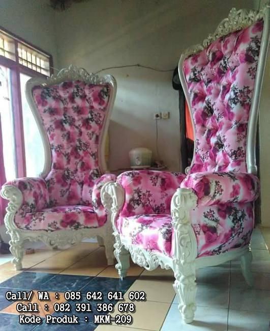 Kursi Sofa Princes Syahrini Shabby Mewah