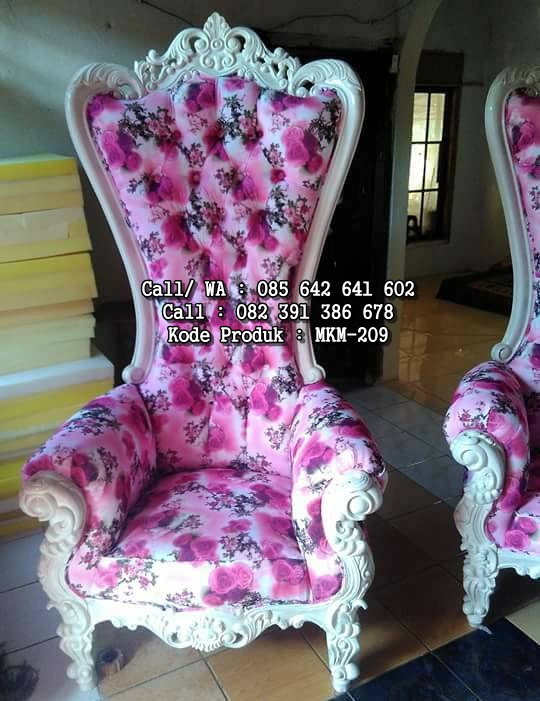Sofa Mewah Syahrini Princess Artis