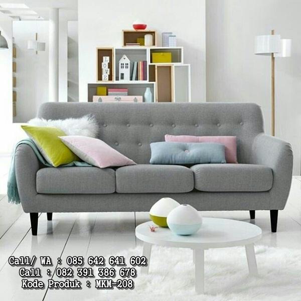 Sofa Modern Scandinavian Terbaru