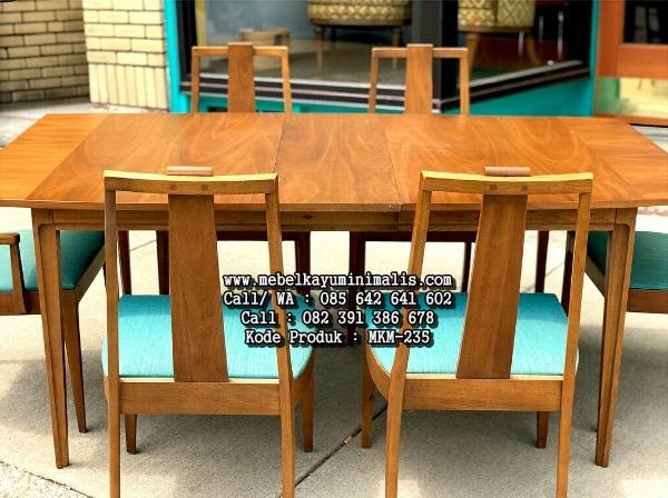 Kursi Cafe Minimalis Jati Sofa