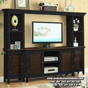 Bufet TV Minimalis Modern Terbaru