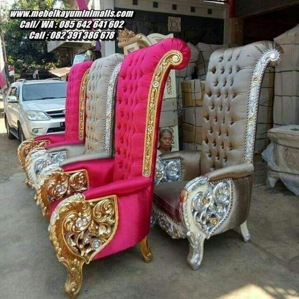 Kursi Ukir Mewah Sofa Jepara