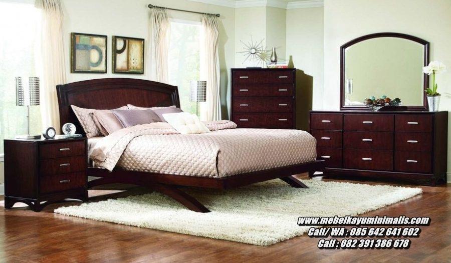 Tempat Tidur Minimalis Kayu Terbaru
