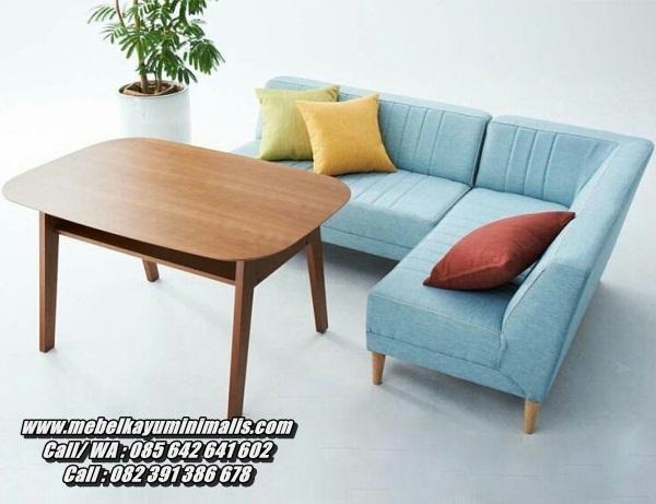 Kursi Tamu Sofa Minimalis Modern Scandinavian