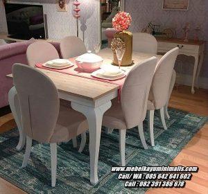 Kursi Makan Minimalis Modern Elegan