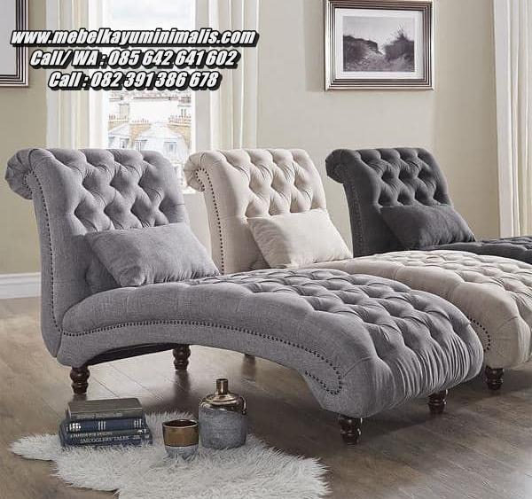 Kursi Malas Sofa Minimalis Klasik